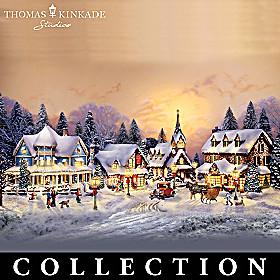 Thomas Kinkade's Village Christmas Collection