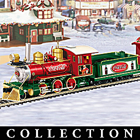 COCA-COLA® Holiday Express Train Collection