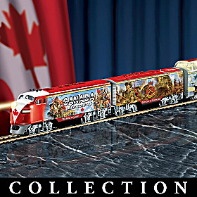 Canada Remembers Express Train Collection
