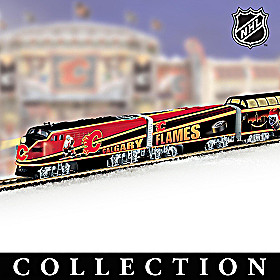 Calgary Flames® Express Train Collection