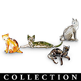 Cat-itudes Figurine Collection