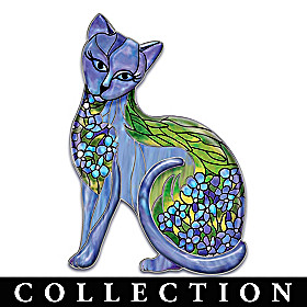 Purr-fect Elegance Wall Decor Art Collection