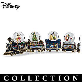 Disney Wonderland Express Train Collection