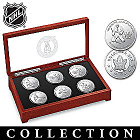 The Original Six™ Medallion Collection