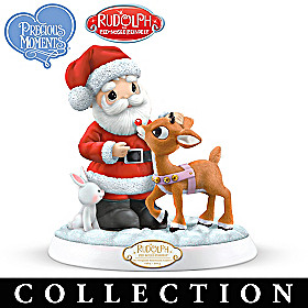 Christmas Is A Claus For Celebration Figurine Collection