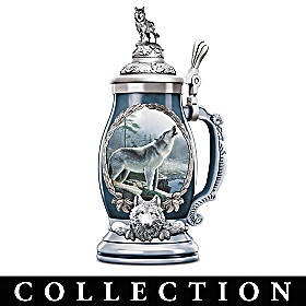 Noble Guardian Sculpted Stein Collection