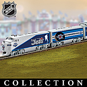 Winnipeg Jets™ Express Train Collection