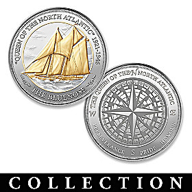 The Bluenose Medallion Collection