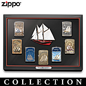 The Bluenose Zippo® Lighter Collection