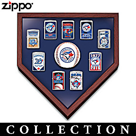 Toronto Blue Jays™ Zippo® Lighter Collection
