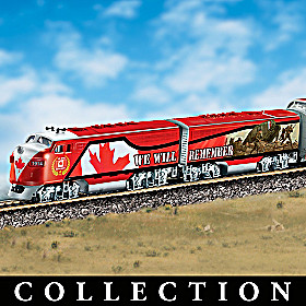 Ode Of Remembrance Express Train Collection