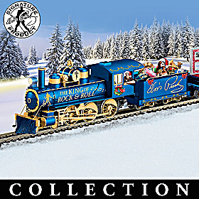 Taking Care of CHRISTMAS Express Train Collection