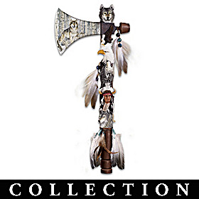 Tomahawk Journey Wall Decor Collection