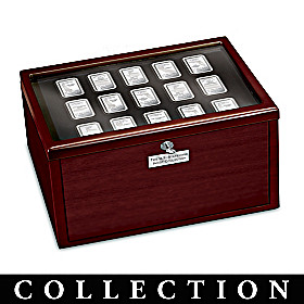 U.S. Statehood Ingot Collection