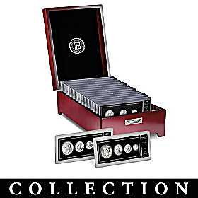 The Complete U.S. Silver Mint Set 1934-1964 Coin Collection