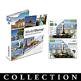 The Official Coins Of The World Coin Collection