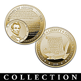 The World's Greatest Speeches Proof Coin Collection