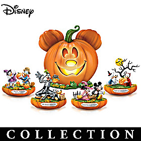 Spooktacular Halloween Figurine Collection