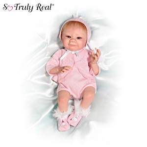 "So Truly Real ""So Lovable"" Lifelike Doll"