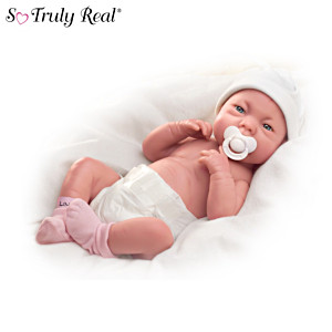 "Anatomically Correct Baby Girl ""Early Arrivals"" Doll"