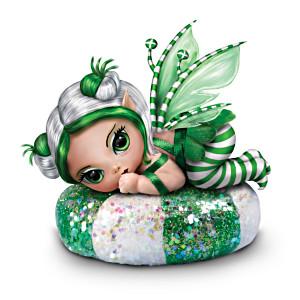 """Jasmine Becket-Griffith """"Spearmint Sprite"""" Fairy Doll"""