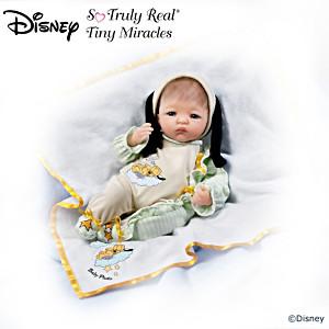 "Disney ""One Pooped Pup"" Lifelike Doll"