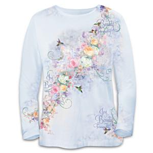Lena Liu Hummingbird Art Shirt