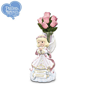 "Precious Moments ""Angel Of Comfort"" Bereavement Figurine"