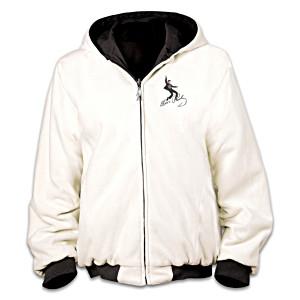Elvis Presley Reversible Women's Fleece Jacket