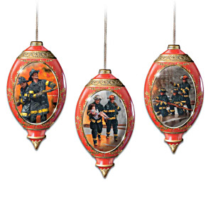 Firefighter Ornaments