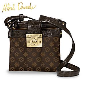 "Alfred Durante ""Central Park"" Signature Crossbody Bag"