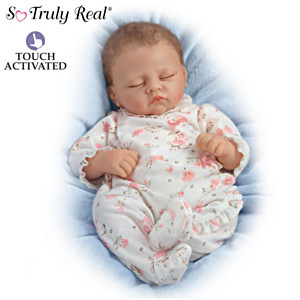 "Bella Rose Baby Doll ""Breathes,"" Coos And Has A ""Heartbeat"""