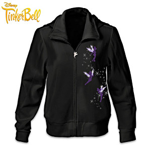 "Tinker Bell ""Believe In The Magic"" Hoodie"