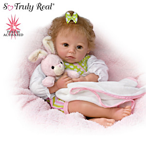 "Linda Murray ""Naptime Amelia"" Interactive Baby Girl Doll"