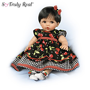 """So Truly Real Cheryl Hill """"Sweetie Pie"""" Baby Doll"""