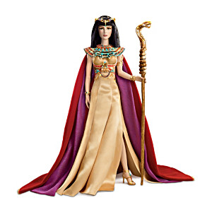 "Cindy McClure ""Cleopatra, Queen Of The Nile"" Fashion Doll"