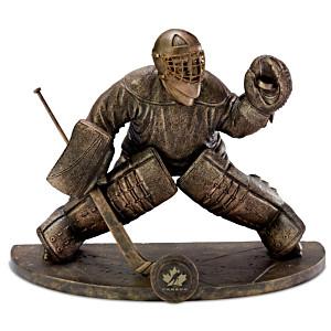 "Team Canada ""Unbeatable"" Cold-Cast Bronze Tribute Sculpture"