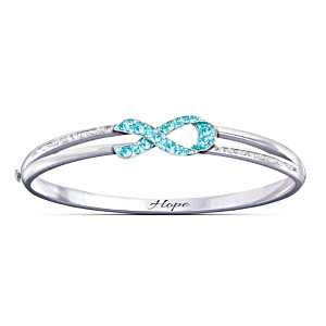 Support Bracelet - Ovarian Cancer Awareness