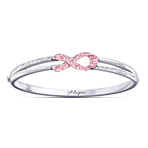 Support Bracelet - Breast Cancer Awareness
