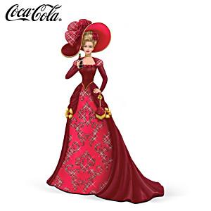 "COCA-COLA ""Sweet Indulgence"" Victorian Fashion Figurine"