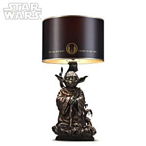 STAR WARS Jedi Master Yoda Masterpiece Tabletop Lamp