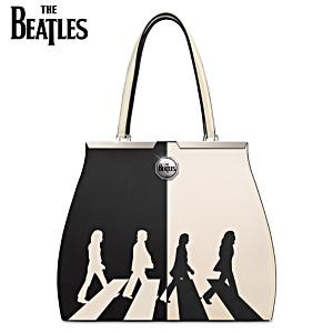 """The Beatles """"Abbey Road"""" Fashion Handbag"""