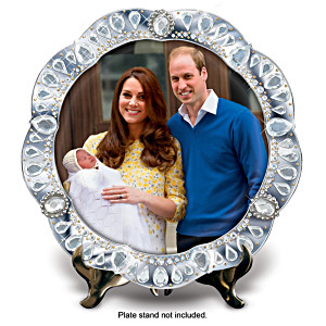 Her Royal Highness, Princess Charlotte Collector Plate