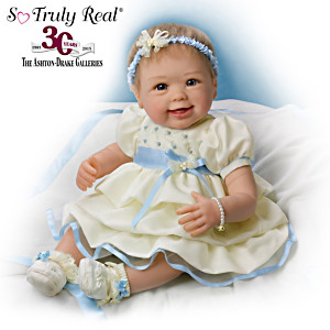 "Linda Murray ""Precious In Pearls"" 30th Anniversary Baby Doll"
