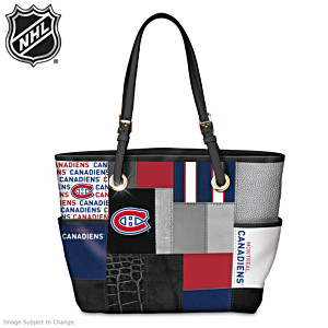 Montreal Canadiens® Tote Bag With Team Logos