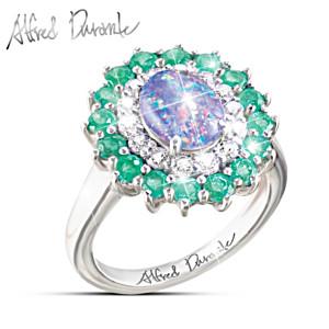 """Alfred Durante """"Opal Island"""" Women's Gemstone Ring"""