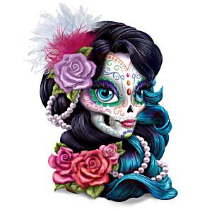 "Blake Jensen ""Spirit Of Love"" Sugar Skull Figurine"