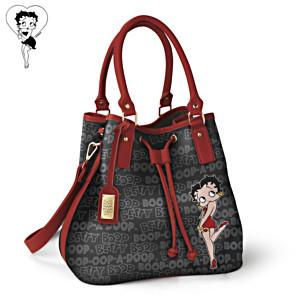 """Forever Betty Boop"" Women's Fashion Handbag"