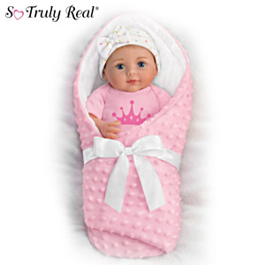 "So Truly Real ""My Little Princess"" Lifelike Baby Doll"