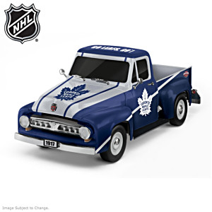 Toronto Maple Leafs® 1:32-Scale Ford Truck Sculpture